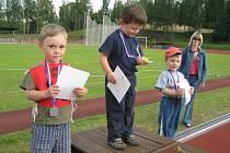 TI NEJLEPŠÍ převzali medaile a diplomy