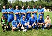 Na žeretickém hřišti slavili fotbalisté padesátin