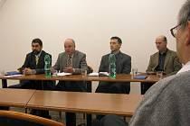 Ze třetího setkání jičínské radnice s občany.