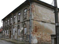 Budova kopidlenského muzea.