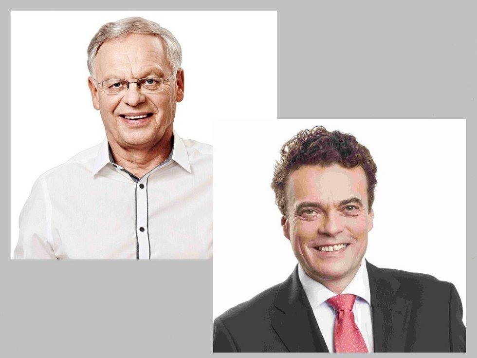 Jan Malý se ve druhém kole senátních voleb utká s Tomášem Czerninem.