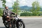 Na letošním ročníku se prezentovalo 70 veteránů, z toho devět motocyklů.