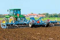 Výrobek producenta zemědělských potřeb - společnosti Farmet.