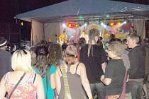 Z festivalu Cultural Reggae Vibez v hořickém lomu sv. Josefa.