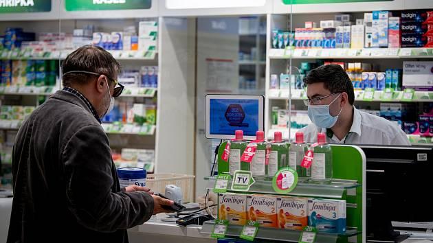 Lékárna. Ilustrační foto