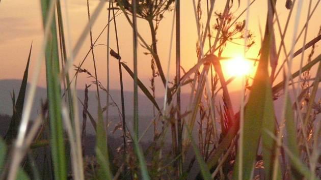 Slunečné počasí lákalo ven. V Třebíči chyběly jen dva stupně do dvacítky