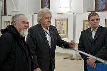 Poslední výstava Zdeňka Šindlara začíná 6. října v Galerii Na Hradě v Hradci Králové.