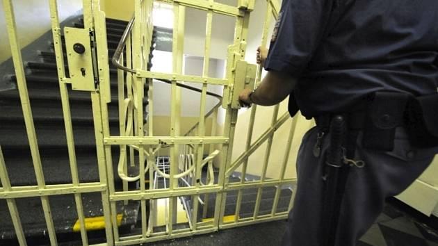 Popis fotky: Vězení - Vězení, vazba, mříže - ilustrační foto