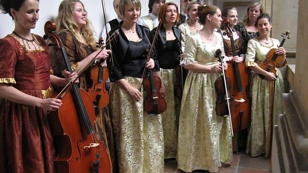 V Jičíně koncertoval soubor Bona Vita.
