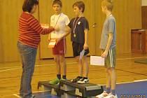 Vítězové jednotlivých kategorií převzali odměny.