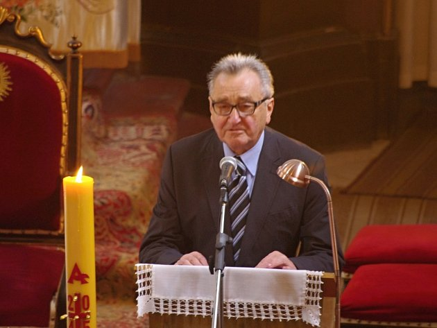 Zdeněk Vokurka.