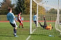 Utkání SK Jičín – FC Spartak Rychnov.