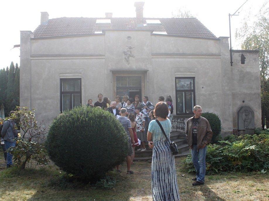 Den architektury se v Hořicích setkal s velkým zájmem veřejnosti.
