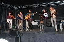 Koncert skupiny Báry.