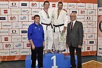 Zleva Luděk Vaníček, Petr Matějka, Michal Vaníček a Milan Letošník.
