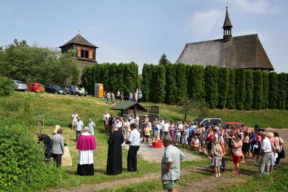 Kozojedy oslavily výročí svého založené povedeným sjezdem rodáků.