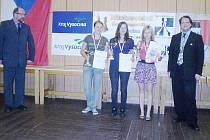 Ze šachového turnaje ve Světlé nad Sázavou.