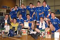 TO BYLO RADOSTI! Jungles Team Hořice prošel turnajem bez porážky.