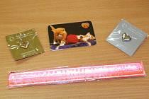 Prodej předmětů pomůže dětským pacientům.