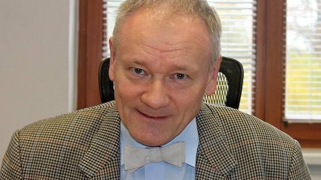 Ředitel nemocnice Tomáš Sláma