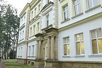 Městská nemocnice v Hořicích.