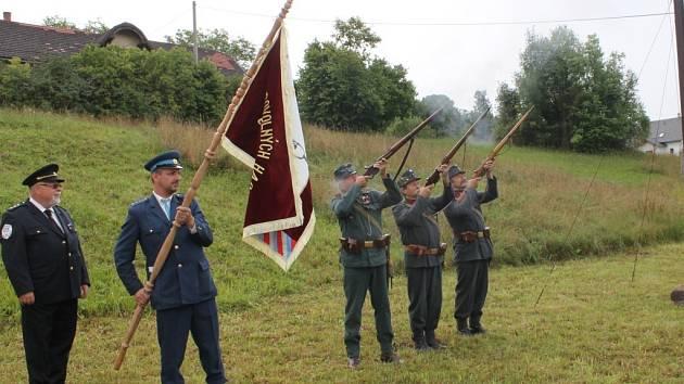 Stavští hasiči oslavili 110 let.