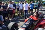 Milan Čurda s alkoholem opět za volantem.