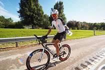 Daniel Polman z Nové Paky absolvuje nejtěžší cyklistický závod světa v délce 5000 kilometrů. Do cíle mu v USA zbývá 2000 kilometrů.