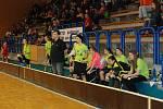 Utkání FBK Jičín – Tatran Omlux Střešovice.