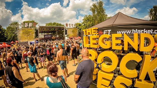 The Legends Rock Fest v Hořicích 23.-24. července bude!