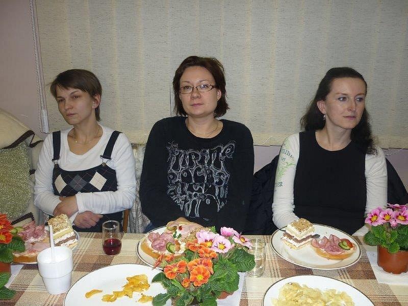 Oslava MDŽ v Tuři a Hubálově.