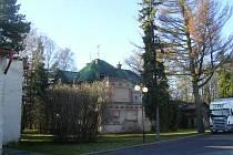 Sochorova vila ve Dvoře Králové.