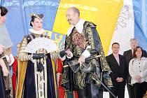 Valdštejnské dny 2012 v Jičíně.