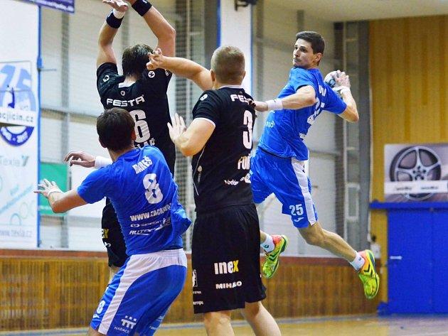 HBC Ronal Jičín – Talent ROBSTAV-M.A.T. Plzeň