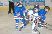 Přátelské utkání žáci 2005 - 2006 Jičín - Liberec.