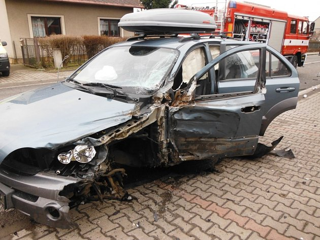 Dopravní nehoda vBílsku