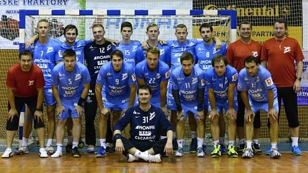 V rámci přípravy před úvodním extraligovým utkáním nové sezony házenkáři HBC Ronal Jičín  absolvovali mezinárodní turnaj Kers Cup, který pořádali přímo na své palubovce.