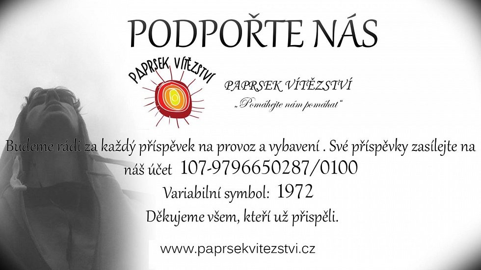 Sdružení Paprsek vítězství.