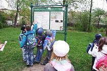 Ostroměřští žáci v Raisově kraji.