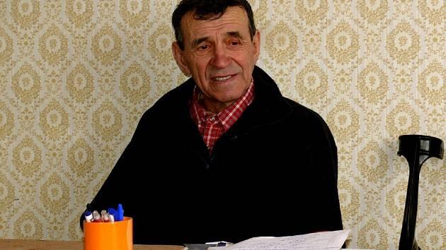 František Peterka.