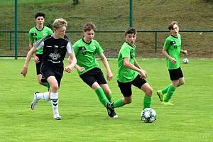 Spojený tým Miletína a FMK Javorky prohrál doma s Novým Hradcem vysoko 0:6.