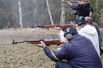 Střelecký závod Sokolovo.