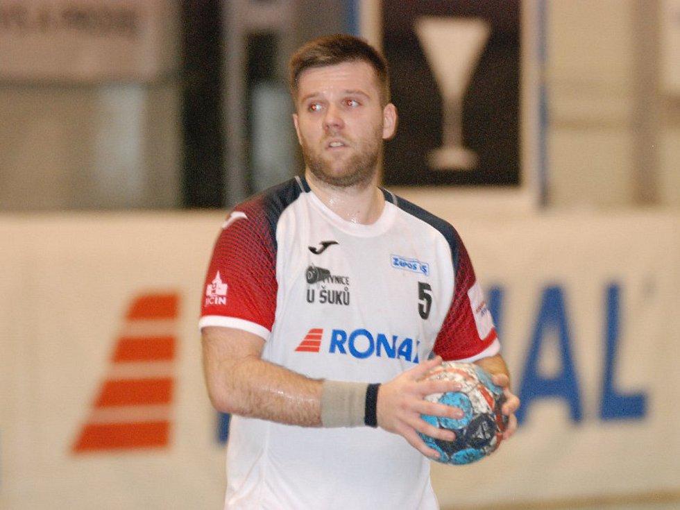 Osmifinále Českého poháru v házené: HBC Ronal Jičin - M.A.T. Robstav Plzeň.