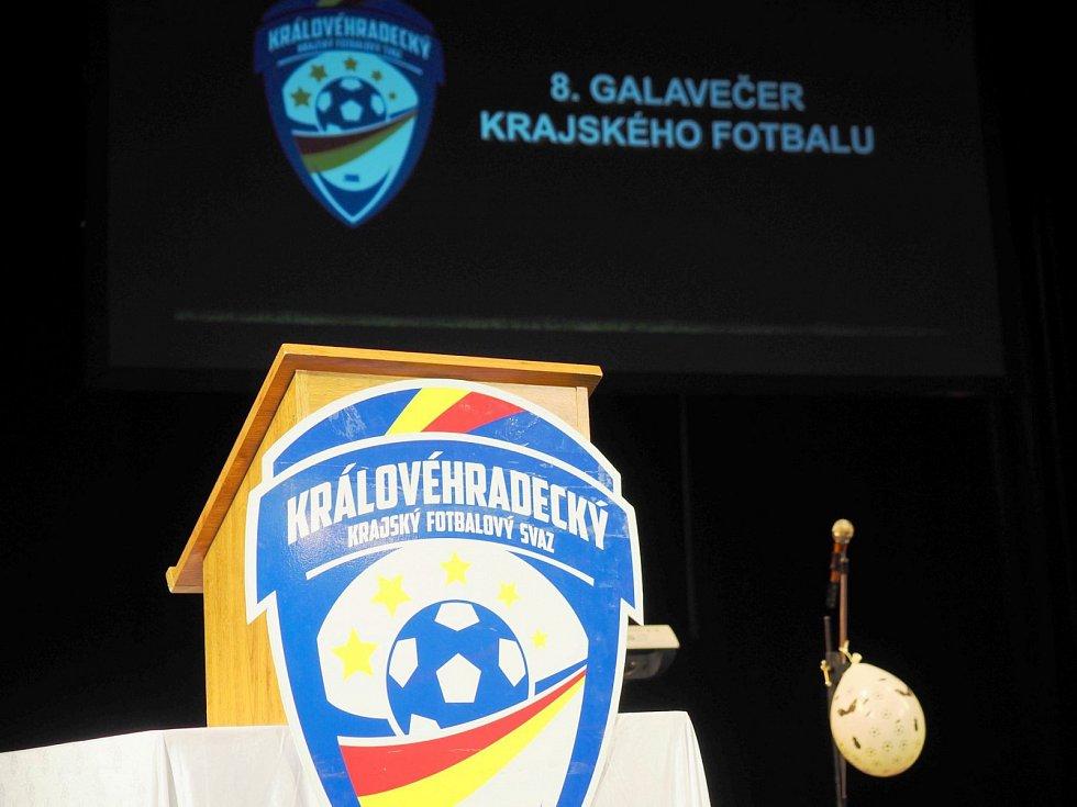 Galavečer Královéhradeckého KFS v Jičíně