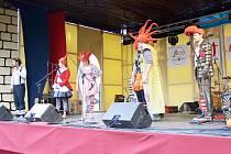 Pohádkový festival - druhý den.