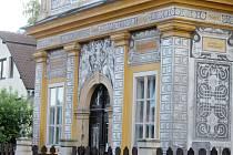 Novopacký Suchardův dům.