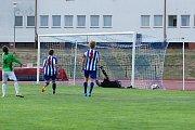 Diváci na oslavách Jičína gól neviděli.
