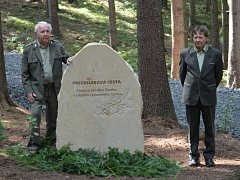 Preusslerova lesní cesta.