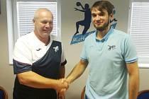 Do týmu přišel polský hráč Mateusz Wolski