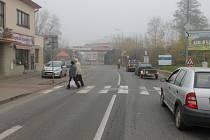 Oprava novopacké ulice Legií.